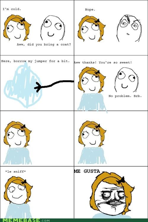 boyfriend,clothes,coat,me gusta,Rage Comics,sweater