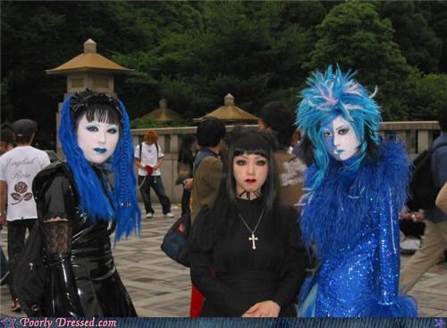 colorful Japan weird wtf - 4648375296