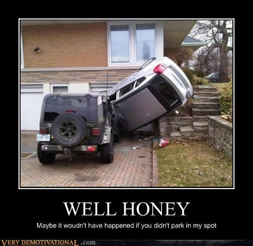 cars crash marriage parking - 4648456960