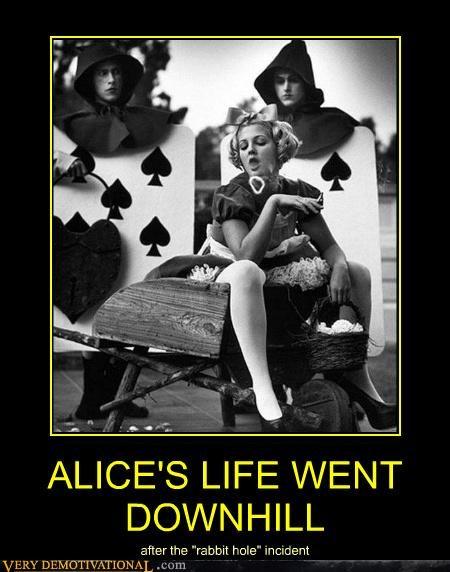 alice downhill rabbit hole - 4648479744