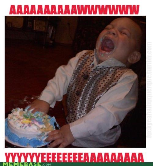 anniversary aw yeah awww yeah IRL jacket kid memebase - 4648507392