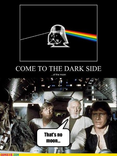 moon,pink floyd,star wars