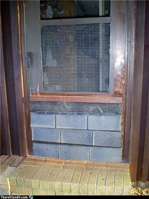 door home repair roof - 4648978176