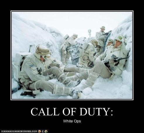 CALL OF DUTY: White Ops