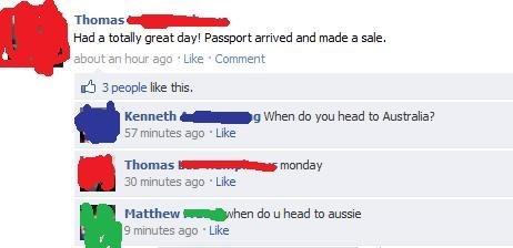 captain obvious,australia