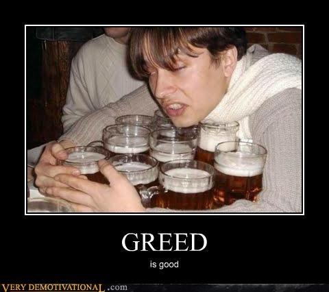beer drunk good greed - 4650834688
