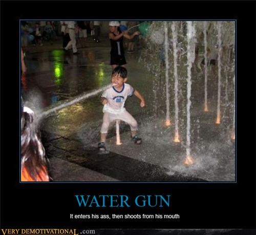 fountain shopped squirtle water gun - 4651487232
