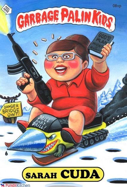 political pictures Sarah Palin - 4651674624