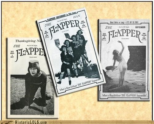 awesome book flapper funny - 4651830784