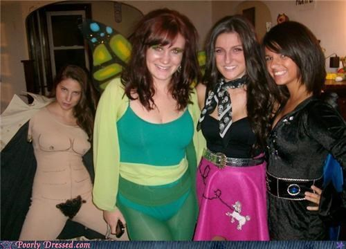awesome costume flash gross hot - 4651937792