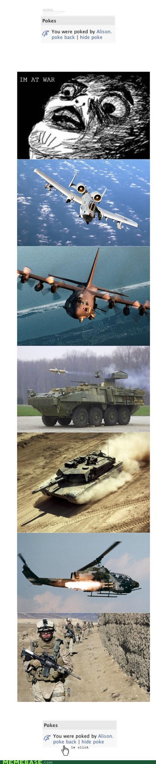 bomb,facebook,planes,poke,Rage Comics,raisins-super-fuuuu,war