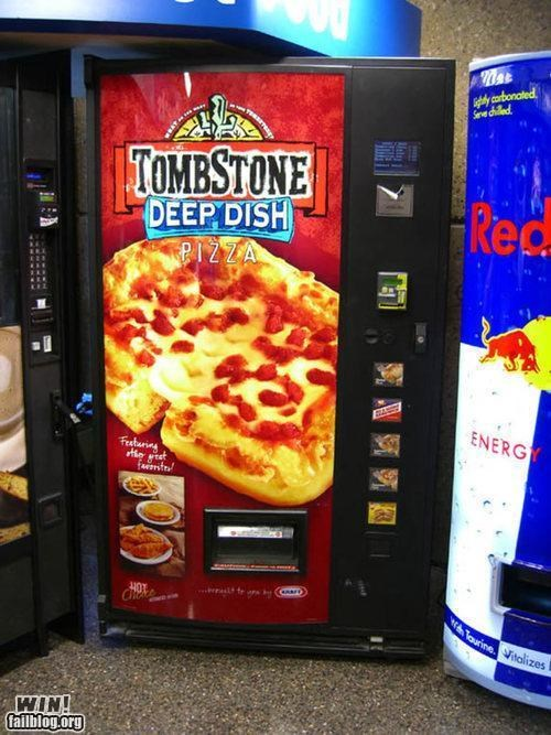 food,pizza,pizza is magical,vending machine