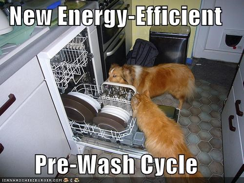 New Energy-Efficient Pre-Wash Cycle