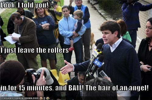 political pictures,Rod Blagojevich