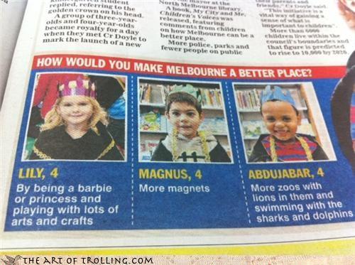 better IRL kids magnets melbourne - 4653416960
