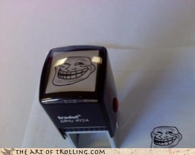 approval IRL stamp trollface - 4654479104