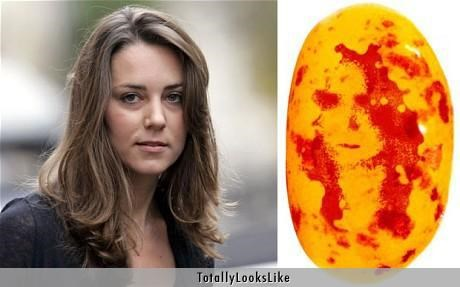 British food Hall of Fame jellybean kate middleton royalty