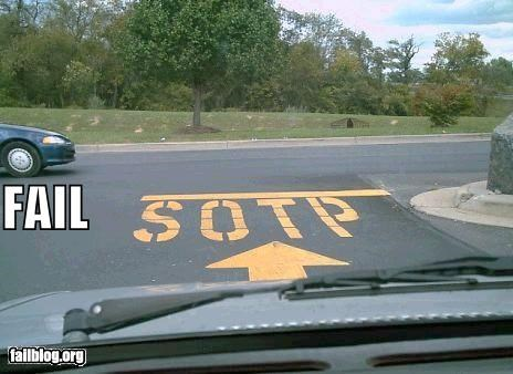 classic failboat g rated oops paint road spelling - 4654952960