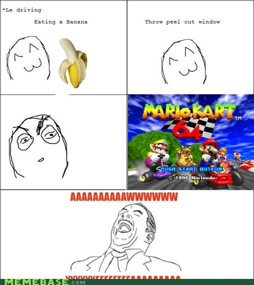 Mario Kart,pet,Rage Comics,turtle,video games