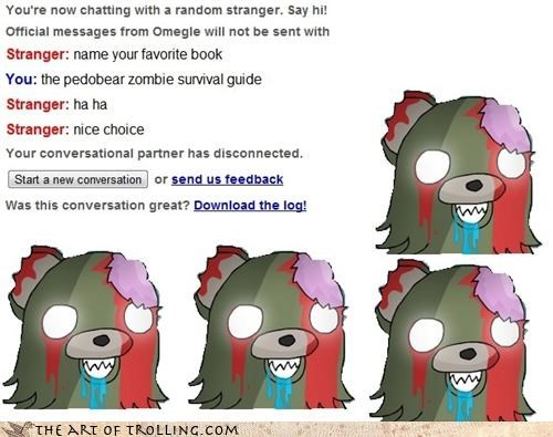 apocalypse Omegle pedobear zombie - 4655396608