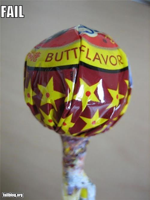 butt flavor g rated lollipop product - 4655622656