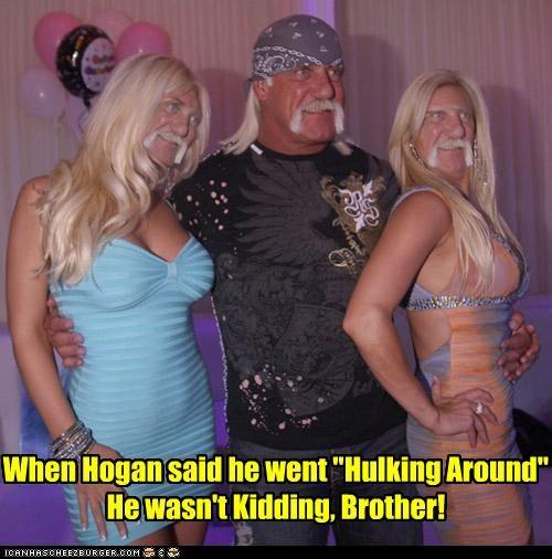 celeb funny Hulk Hogan nightmare fodder shoop wtf - 4656107264