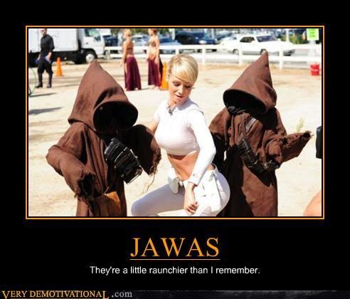 costume jawas raunchy star wars - 4656511744