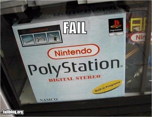 Brand Name FAILs consoles failboat g rated knock off so obvious video games - 4656664064