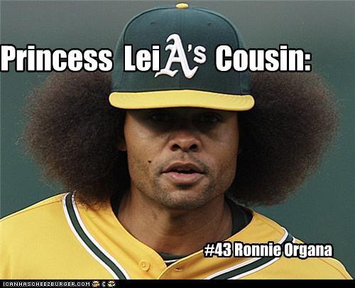 Princess Lei Cousin: #43 Ronnie Organa