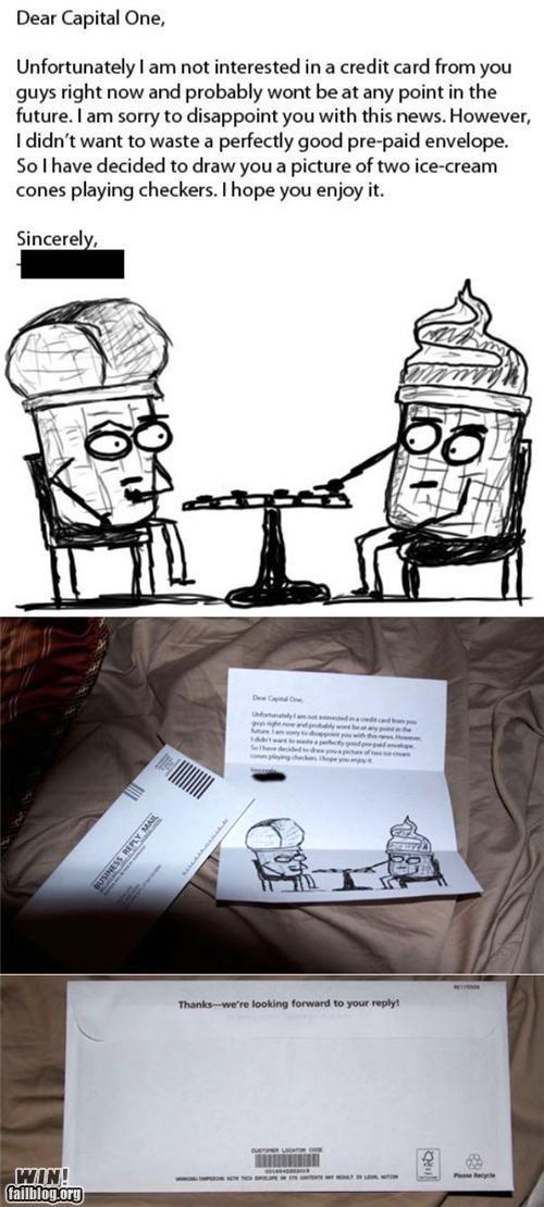 art clever cute letter trolling - 4658571776