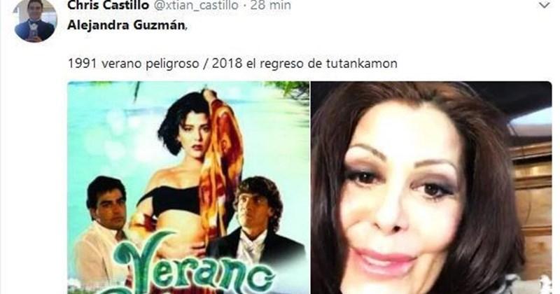 alejandra guzman twitter