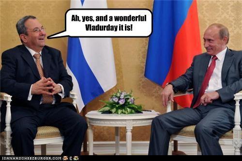 political pictures Vladimir Putin vladurday - 4659463424