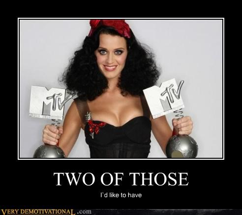TWO OF THOSE I`d like to have