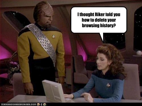 actor celeb funny Michael Dorn sci fi Star Trek - 4660356864