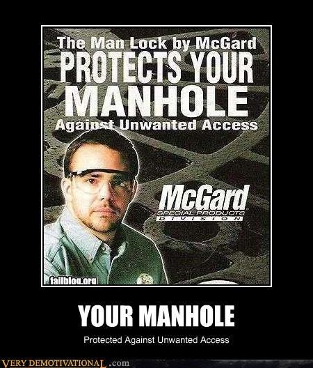 eww manhole protected wtf - 4660405760