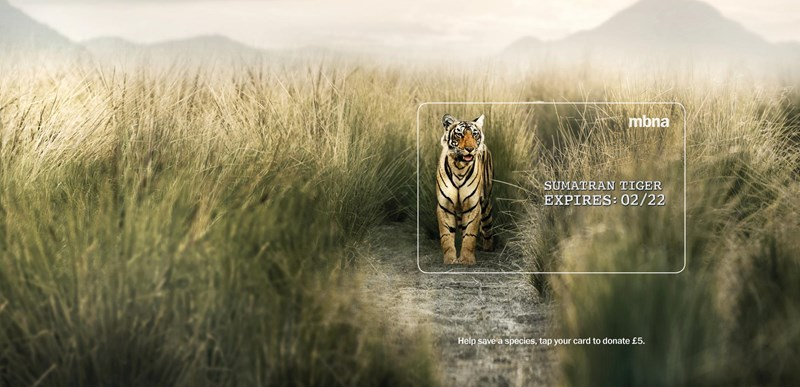 amazing ads by WWF