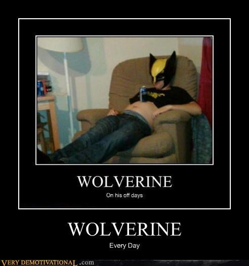 WOLVERINE Every Day