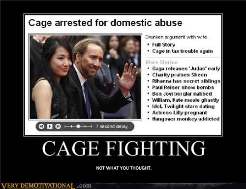 domestic violence,fight,nicholas cage