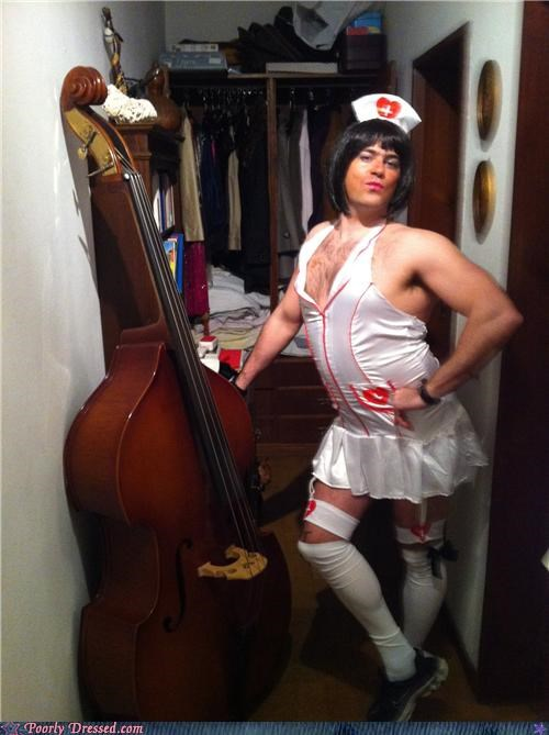 cosplay,costume,cross dressing,nurse