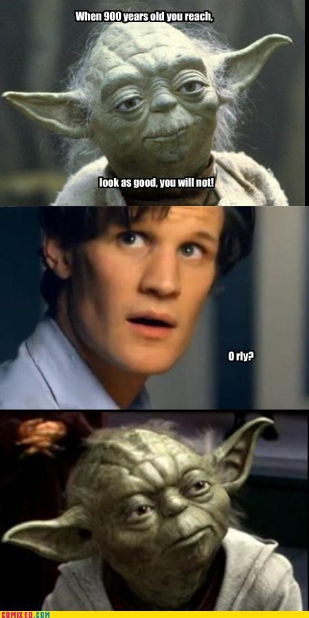 doctor who,handsome,old,star wars
