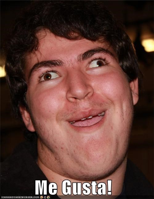 funny face,Interweb,me gusta,rage,rage comic