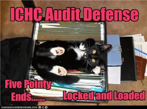 audit caption captioned cat claws defense ends five loaded locked pointy ready - 4664381952