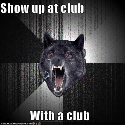 club dancing Death homonym Insanity Wolf - 4665735168
