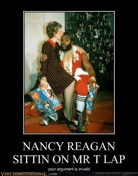 mr-t-nancy reagan - 4666349568