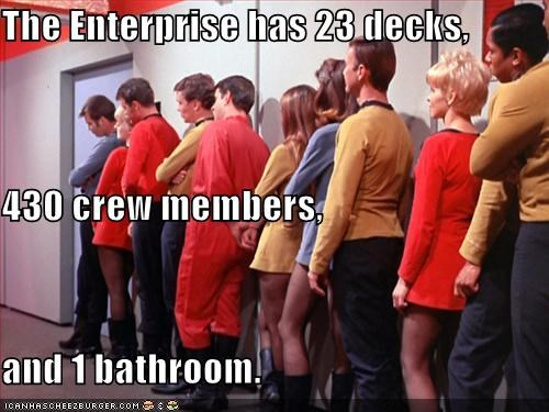 funny sci fi Star Trek TV - 4666647040