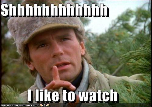 actor celeb funny macguyver Richard Dean Anderson TV - 4666710016