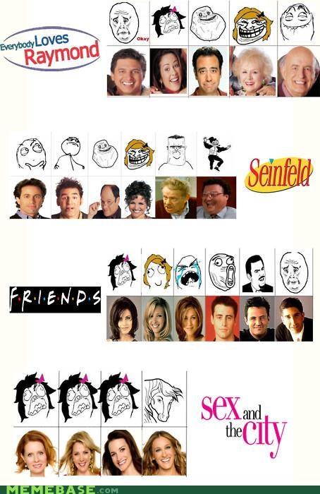 friends,k1k1,Memes,seinfeld,television