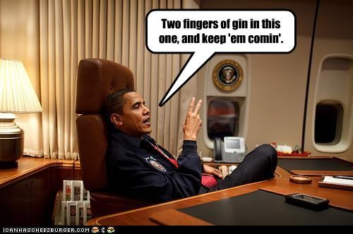air force one alcohol barack obama political pictures - 4667508736