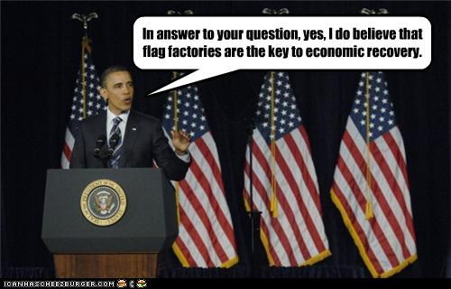 barack obama economy political pictures - 4667518720