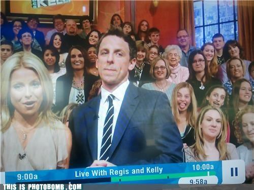 daytime television,kelly,regis,television,tv bomb